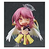 Game Life NO Game NO Life Jibril 794# Q Version Clay Boxed Figure Collectible Toys, Multicolour