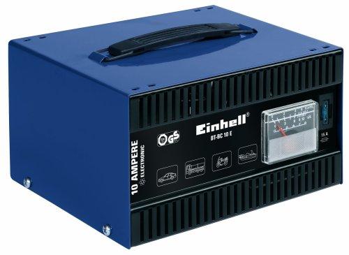 Einhell Kfz Batterieladegerät BT-BC 10 E (für Bleiakkus von 5 bis 200 Ah,...