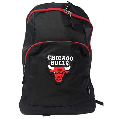 ZAINO SPORT NBA CHICAGO BULLS organizzato due tasche tasche by PANINI