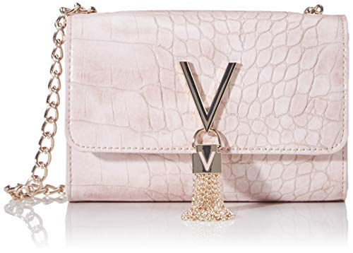 Mario Valentino Valentino by Damen Audrey Clutch, Pink (Cipria), 4x11.5x17 cm