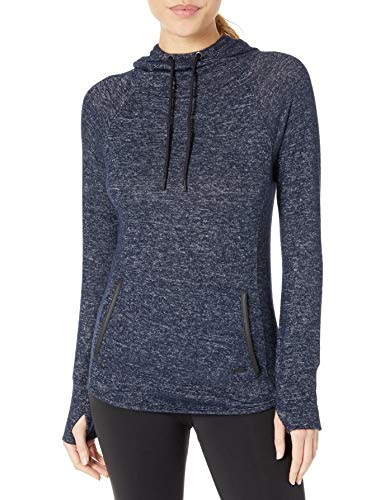 Marc New York Performance Womens Hachi Funnel Neck Pullover
