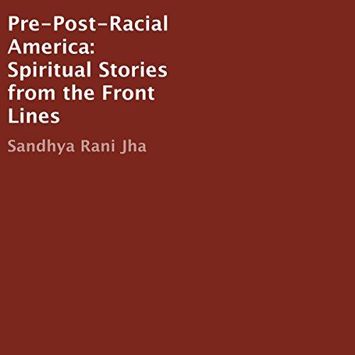 Pre-Post-Racial America audiobook cover art