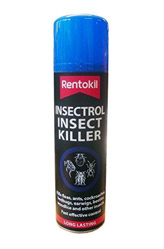 2 x Rentokil PSI36 Insectrol Insect Killer 250ml Aerosol