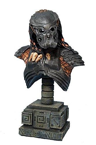 Alien vs Predator Celtic Predator Mini Bust resin by Palisades