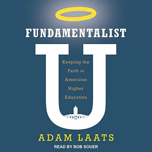 Fundamentalist U audiobook cover art