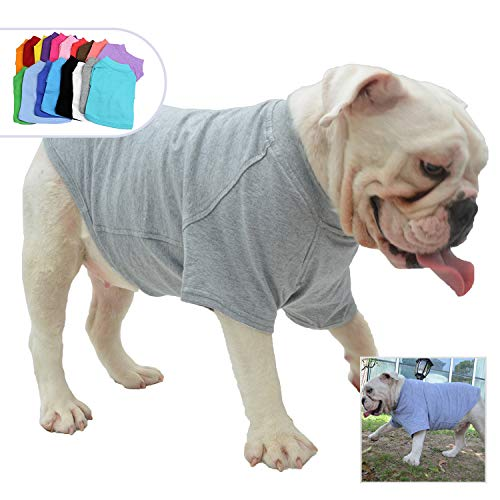 shirt for american bulldog - 5
