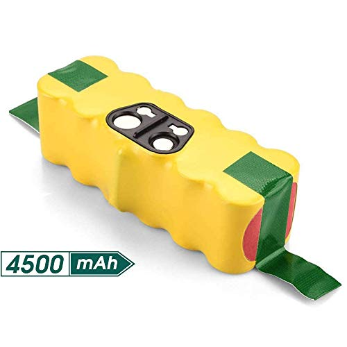 Dosctt Reemplazo para iRobot Roomba 4500mAh Batería de Repuesto 500 Series Roomba Vacuum Cleaner 500 505 510 520 521 600 620 630 700 760 770 776 780 790 800 870