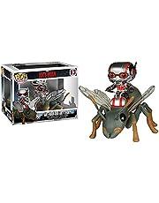 Pop Marvel - Ant-Man #13 Ant-Man rijdt op de mier figuur-anime cosplay actiefiguren - kinderen spelen actiefiguren - desktop decoratie, meerkleurig