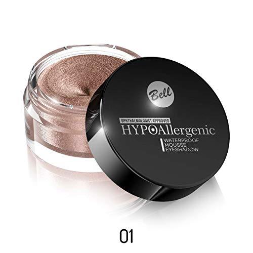 HYPOAllergenic Waterproof Mousse Eyeshadow Nr. 01 Pearl-Brown Lidschatten