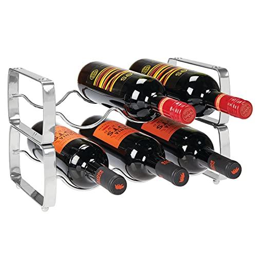vinoteca para cocinas de la marca mDesign