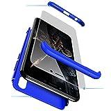cmdkd Cover Compatibile con Huawei Honor Play,Custodia Skin 3 in 1 Ultra Sottile 360 Full Body...