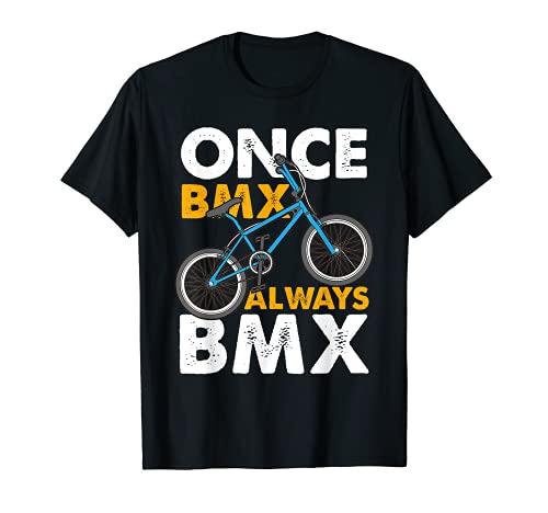 BMX Bike Accessories BMX Rider Ramp BMX downhill Bike T-Shirt