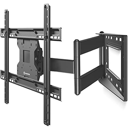 """ONKRON TV Wandhalterung 40\""""-60\"""" Zoll für die meisten TVs VESA 100x100-600x400 mm schwenkbar neigbar M7L Schwarz"""