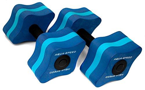 Aqua Speed -   Wasser Hanteln für