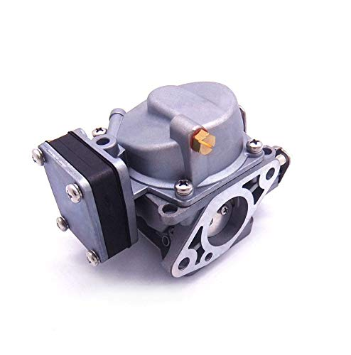Boat Engine 3303-803687A04 803687T04 803687A3 803687T03 803687A2 803687T02 Carburetor Assy for Mercury Mariner 6HP 8HP 9.8HP 2-Stroke Outboard Motor