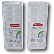 Rubbermaid Easy Release Ice Cube Tray - Blue - Set of 2