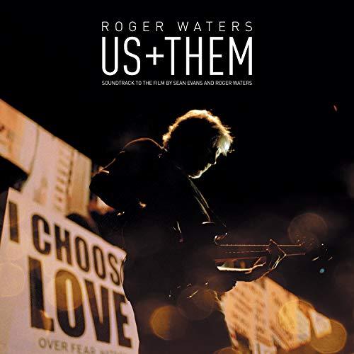 Roger Waters: Us+Them [Vinyl LP] (Vinyl)