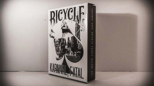 Magic Trick | Fahrrad Karnival Fatal Spielkarten | Sammlerspielkarten Karnival Fatal