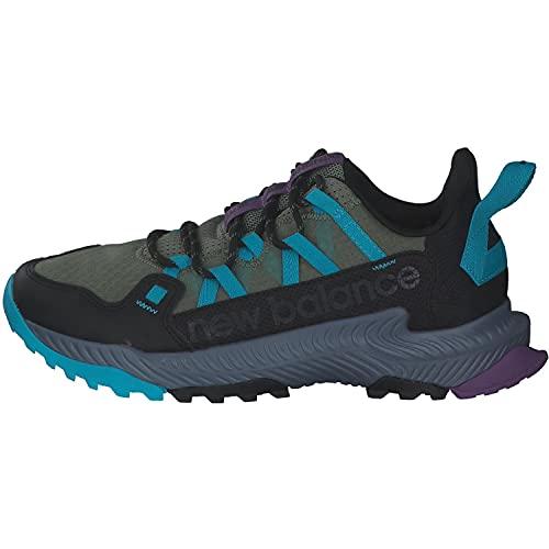 New Balance WTSHAMO_40,5 - Zapatillas de Correr para Mujer, Color Verde, Talla 40,5 EU