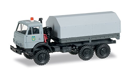 Herpa - 745079 - Kamaz 5320 Bâche-Camion - Streitkräfte Ukraine