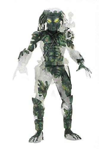 NECA - Predator - 7' scale action figure 30th anniversary - Jungle Demon