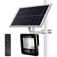 YQL 100W Outdoor LED Solar Street Security Flood Light