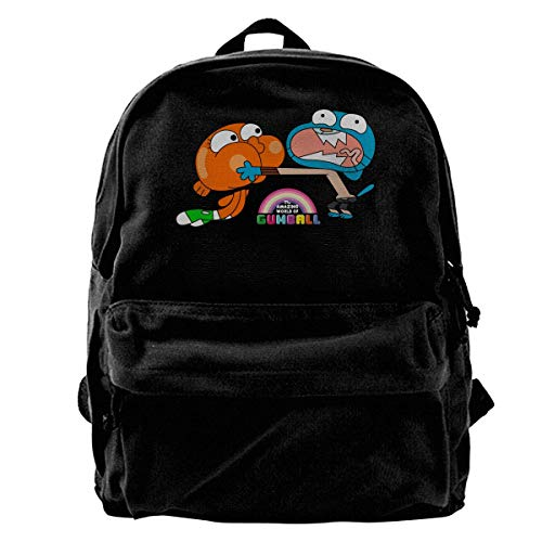Mochila de lona The Amazing World Of Gumball