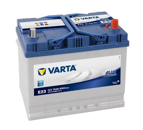 Varta E23 570 412 063 – Batería de coche (70 Ah)
