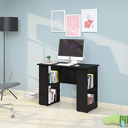 klaxon Provintia Engineered Wood Study Table, Laptop,...