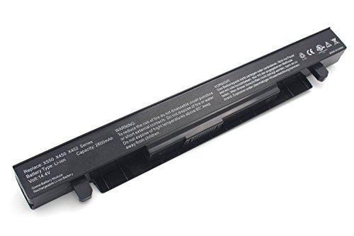 Batteria ASUS A41-X550A per Asus X550 X550 C X550D X552 F550 C 14.4 V 2600 mAh Li-ion