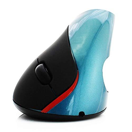 Phosphor Wireless ergonómico vertical ratón oficina segunda generación vertical ratón ratón ratón inalámbrico