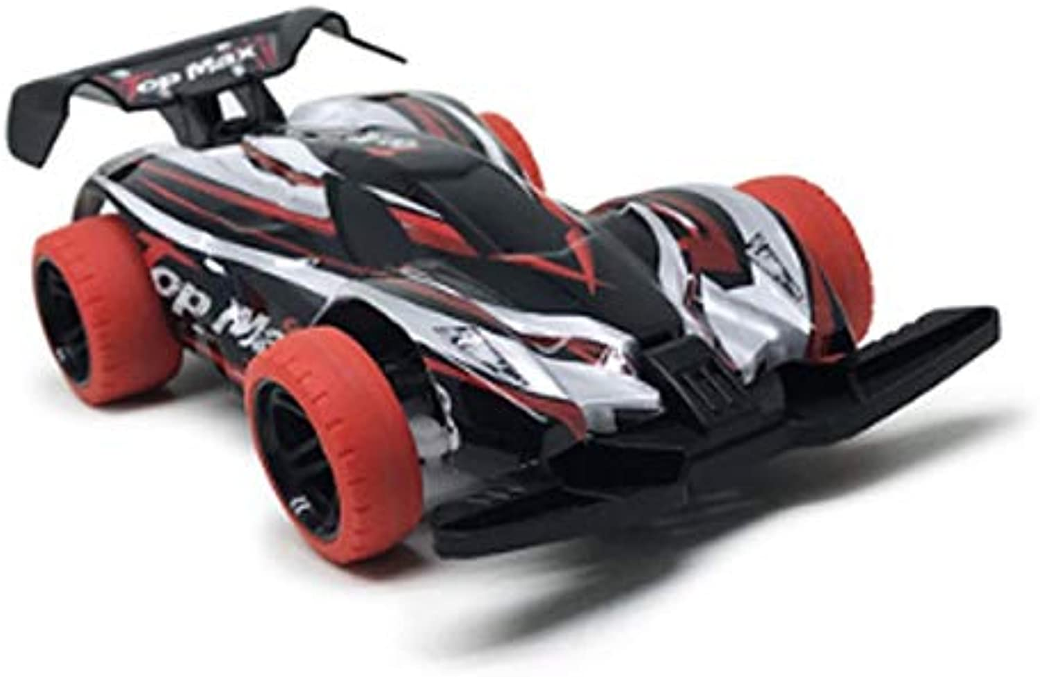 Generic New RC Racing Car High Speed 4WD 2.4G Remote Control OffRoad 1 24 Champion Vehicle Toys Model Kids Hobby Toys& Christmas Gifts red