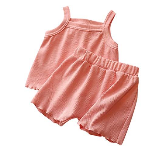 Sunnymi - Set di vestiti per bambini 1-6 anni Colore: rosa. 2-3 Anni