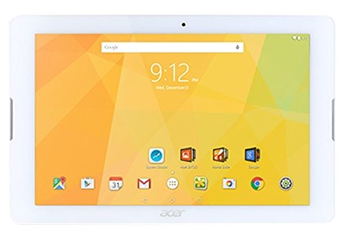 Acer Iconia One B3-A20 - 32GB - white 10' Android Quad-Core Tablet Bluetooth Dual Camera 10 Hour Battery Life
