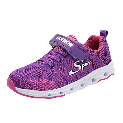 LILICAT_Schuhe Sommer Kinder Schuhe Jungen Mädchen Casual Mesh Sneaker Outdoor Turnschuhe Tragbare Sportschuhe Klassiker Basketballschuhe Leicht rutschfeste Schuhe