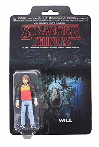 Action Figure: Stanger Things: Will
