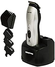 GET AMAZING LOOK WITH GEEPAS RECHARGEABLE TRIMMER