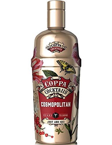 Premium Ready-to-Drink Coppa Cocktails (Cosmopolitan)