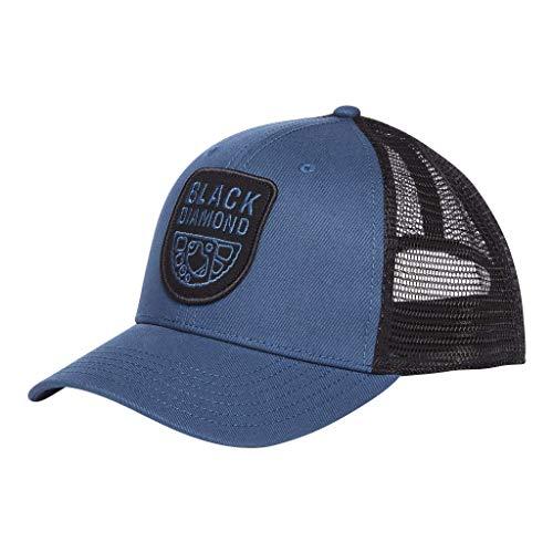 Black Diamond Sombrero Bomber, Tinta Azul y Negro, Talla única Unisex Adulto