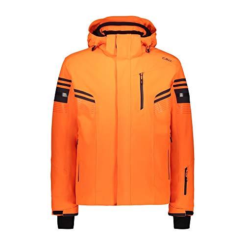 CMP Wasserabweisende Skijacke XL Orange Fluo
