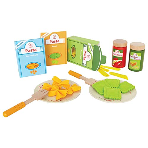 Hape E3125 - Pasta e Condimenti