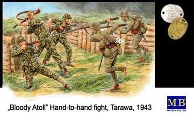 1/35 1943 Tarawa meat soldier war (japan import)