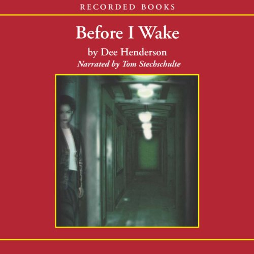 Before I Wake audiobook cover art