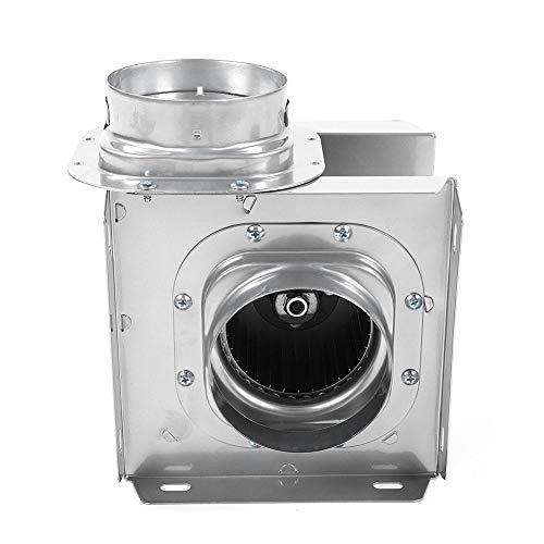 Extractor, Ventilador de ventilación silencioso Oculto DC 220V, para el Hotel del Cuarto de baño