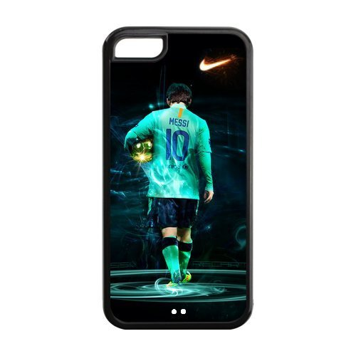 FC Barcelona Lionel Messi Printed Hard Protective Case Cover for Apple iPhone 5c-DPC-2013-19482