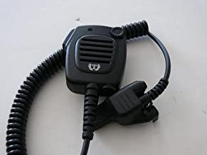 Titan Brand- Radio Speaker Mic for Motorola GP900 GP1200 GP9000 MTX838, MTX900, MTX960, MTX8000, MTX9000, MTX-LS, XTS1500, XTS2500, XTS3000, XTS3500, XTS5000,HT1000, JT1000, PR1500, MT 1500, MT2000, MTS2000,EFJohnson: 5100,7700 SERIES,HT2000