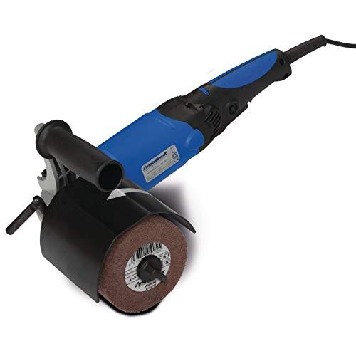 METALLKRAFT 3990100 Metallkraft Bandschleifer Modell SM 100, 230 V, 1.2 W, 1.000/2.400 U/p.m