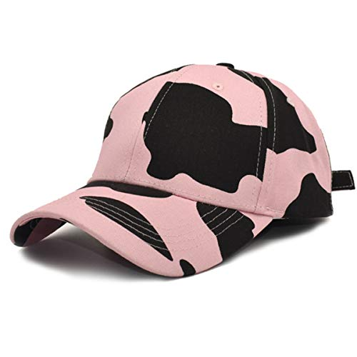SUNAVY Baseball Cap Unisex•Cow Print Baseballkappen für Frauen•Schnell-trocknend...