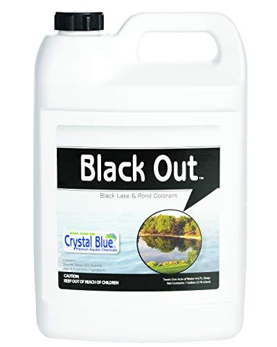 Sanco Industries Black Out Lake and Pond Dye - 1 Gallon