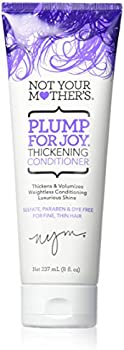 Not Your Mother's Plump for Joy Thickening Conditioner, 8 Ounce
